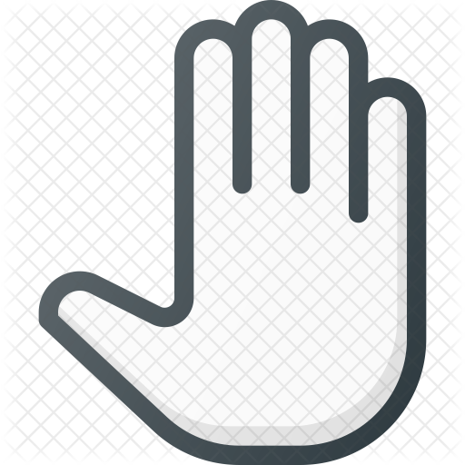 Cursor White Hand Transparent Png Clipart Free Download