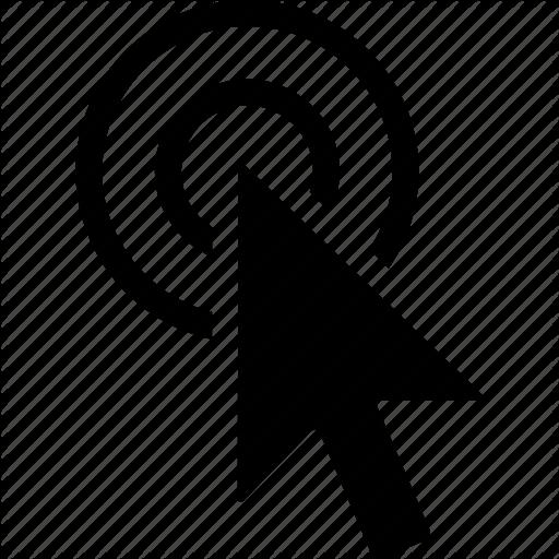 Arrow, Click, Clicking, Cursor, Interactive, Mouse, Pointer Icon
