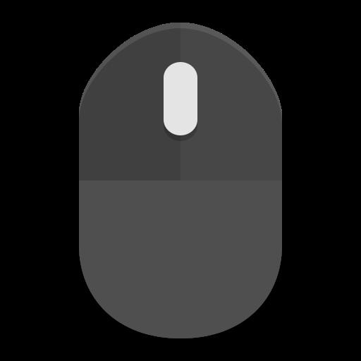 Input Mouse Icon Papirus Devices Iconset Papirus Development Team