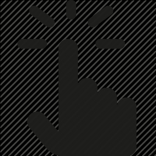 Mouse Cursor Click Png Transparent Images