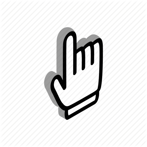 Blog, Computer, Cursor, Isometric, Mouse, Pointer, Technology Icon