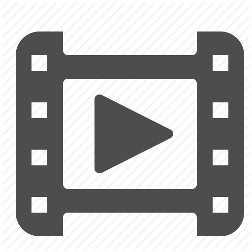 Clip, Film, Movie, Play, Reel, Video, Watch Icon