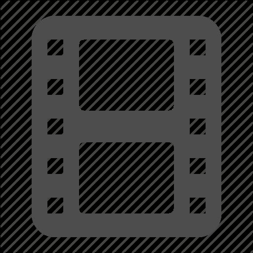 Film, Film Reel, Movie, Reel, Video Icon