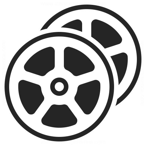 Movies Icon Iconexperience