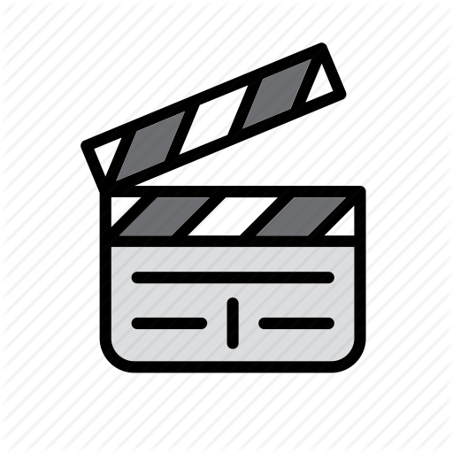Board, Cinema, Clapperboard, Film, Filmmaking, Hollywood, Movie Icon