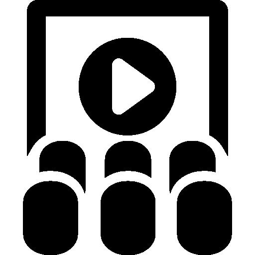 Movies, Movie Icons, Movie, Cinema, Screen Icon
