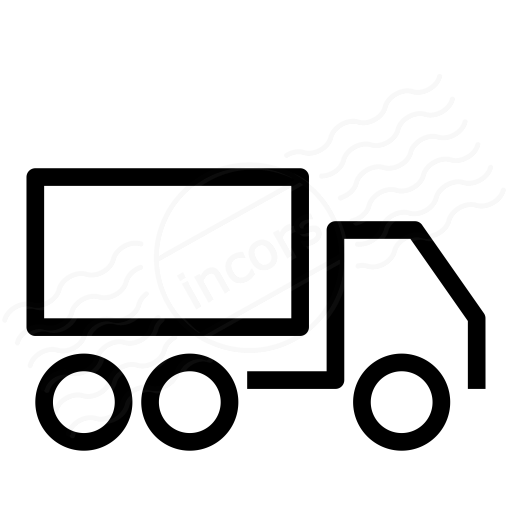 Iconexperience I Collection Truck Icon