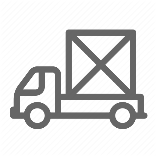 Home, House, Loading, Mover, Moving, Moving Service, Truck Icon