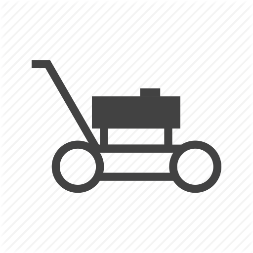Grass, Green, Landscaping, Lawn, Mower, Riding, Tractor Icon