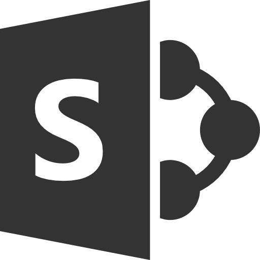 Ms Office Share Point Icon Free Download As Png And Formats