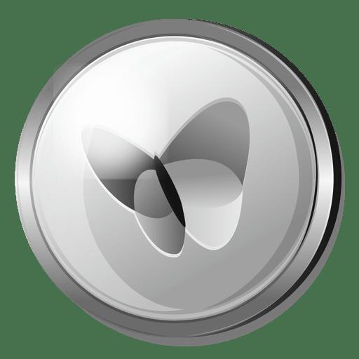 Msn Silver Icon