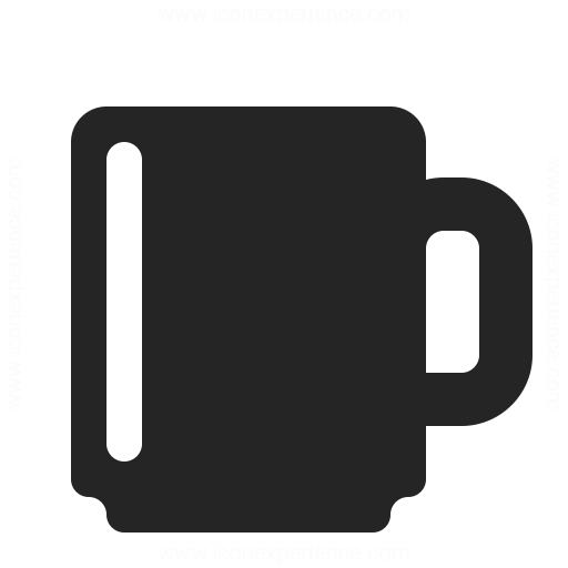 Mug Icon Iconexperience