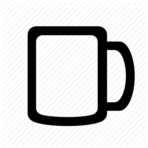 Beverage, Coffe Cup, Cup, Empty Mug, Glass, Mug Icon