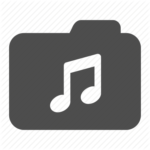 Archive, Folder, Music, Notes Icon