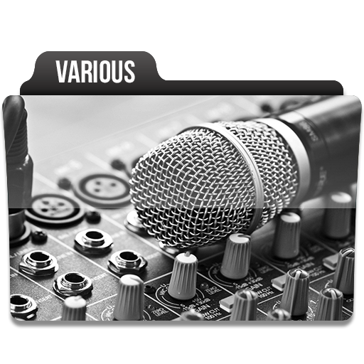 Various Icon Music Folder Iconset Limav