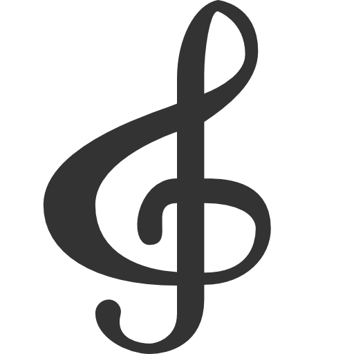 Treble, Clef, Music Icon Free Of Windows Icon