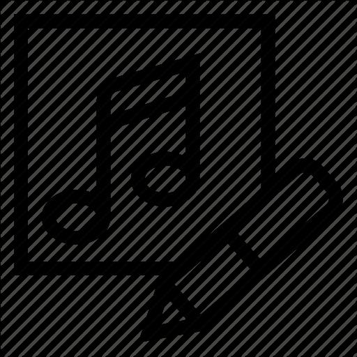 Music Icons Edit