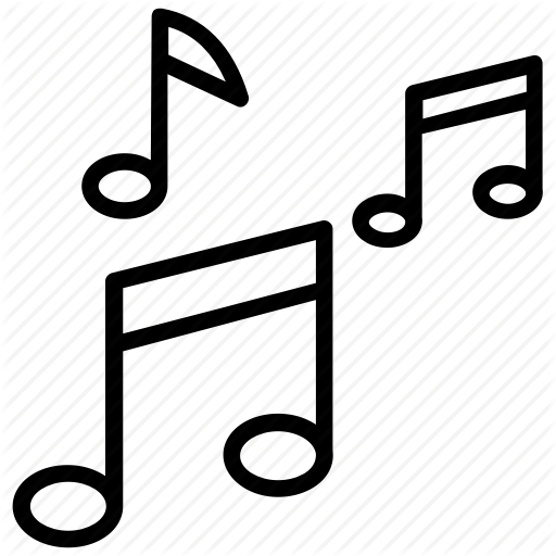 Audio Technology, Music, Music Note, Music Sound, Music Streaming Icon