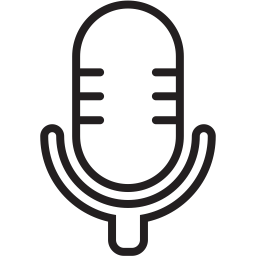 Mic Lg, Mic, Music Icon Png And Vector For Free Download