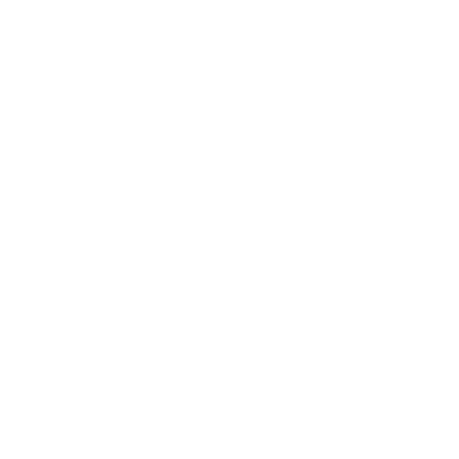 White Video Play Icon