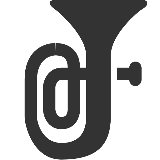 Music Icon Font, Tuba Pictures, Vector Free