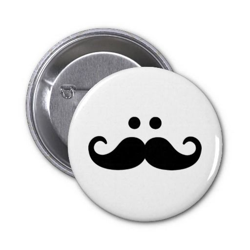 Mustache Pin Selah's Board Mustache And Face