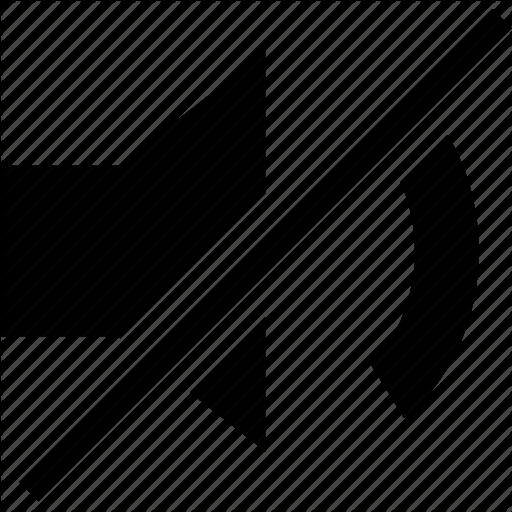 Mute, Novoice Icon