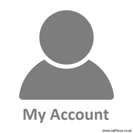 Pictures Of My Account Icon