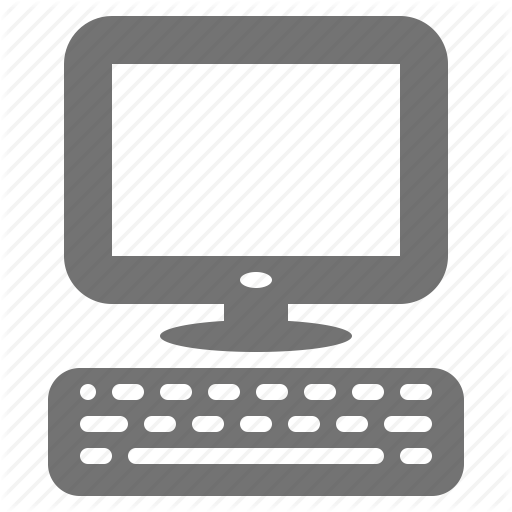 Computer, Desktop, Display, Keyboard, Monitor, Pc, System Icon