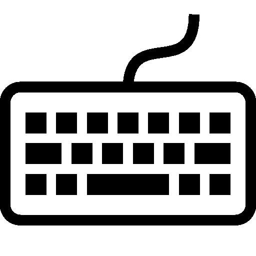 Computer Hardware Keyboard Icon Ios Iconset