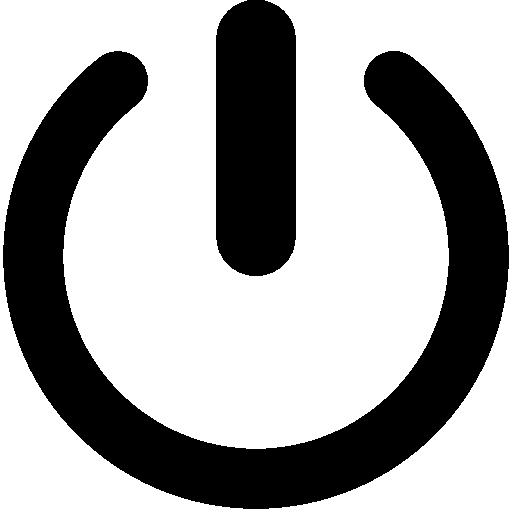 Computer Hardware Shutdown Icon Windows Iconset