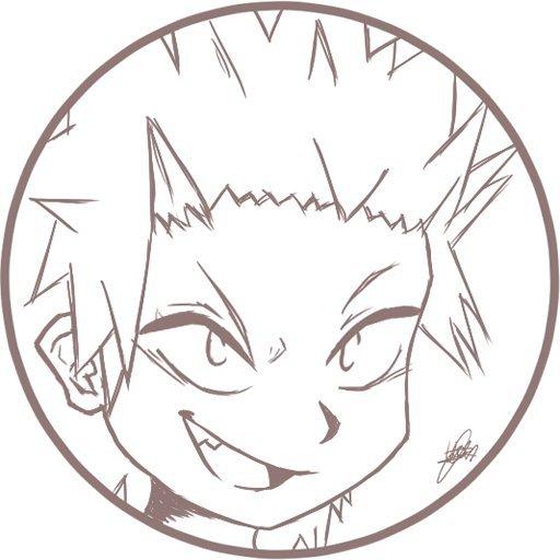 Sketch Icon End Result! My Hero Academia Amino