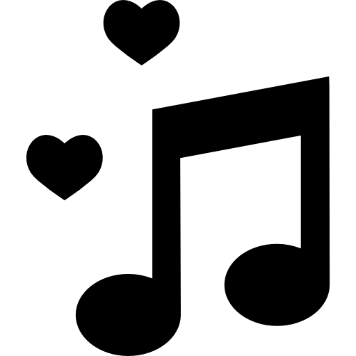 Love Music Icons Free Download