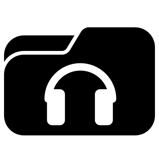 Music Folder Royalty Free Stock Png Images For Your Design