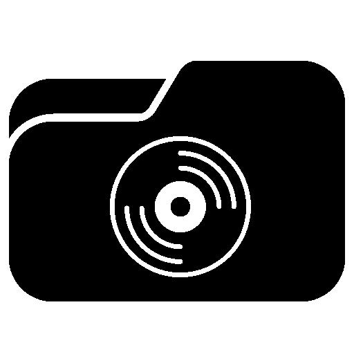 Music Folder Icon Download Free Icons