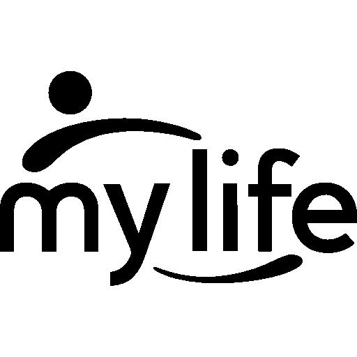 My Life Social Logo