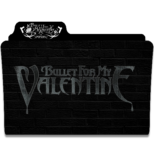 Bullet For My Valentine Folder Icon