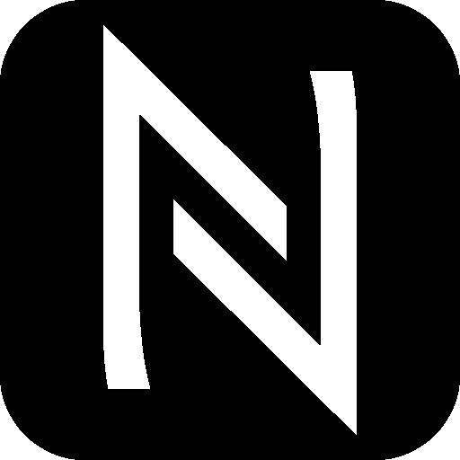 Mobile Nfc N Icon Windows Iconset