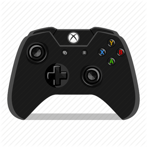 Controller, Game, Gamepad, Joystick, Video Game, Xbox, Xbox One Icon