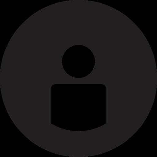 Full, Name, Round, User, Username Icon