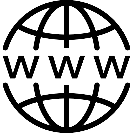 Websites And Names Logo Png Images