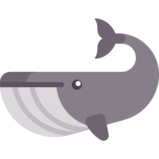 Collection Of Free Whale Vector Flat Download On Ui Ex