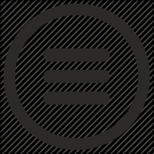 Bar, Menu, Mobile, Navigation, Responsive, Ui Icon