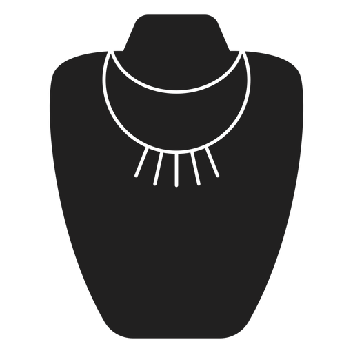 Collier Necklace Icon