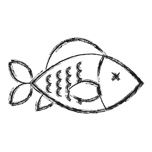 Fish Icon Free Of Camping Icons