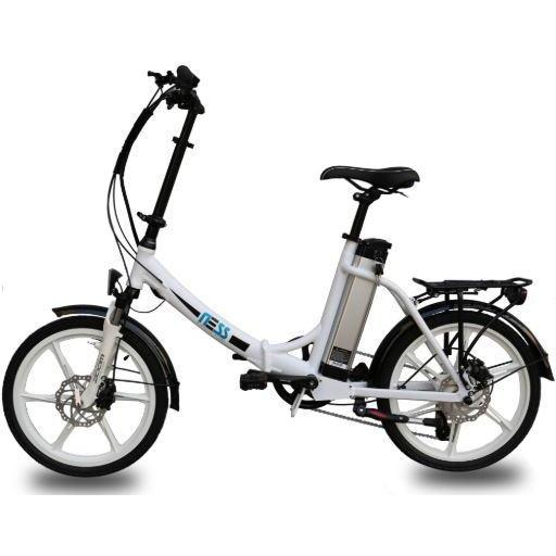 Ness Icon Folding Electric Bike Electric Bike Revolution