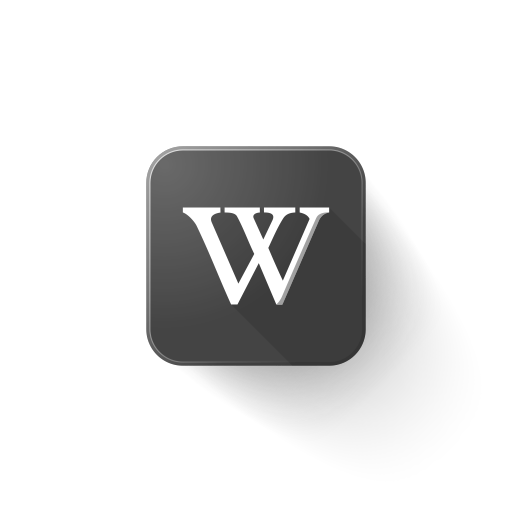 Logo, Web, Wikipedia, Brand Icon