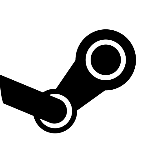 Game, Library, Payment, Steam Icon