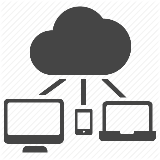 Network Cloud Icon