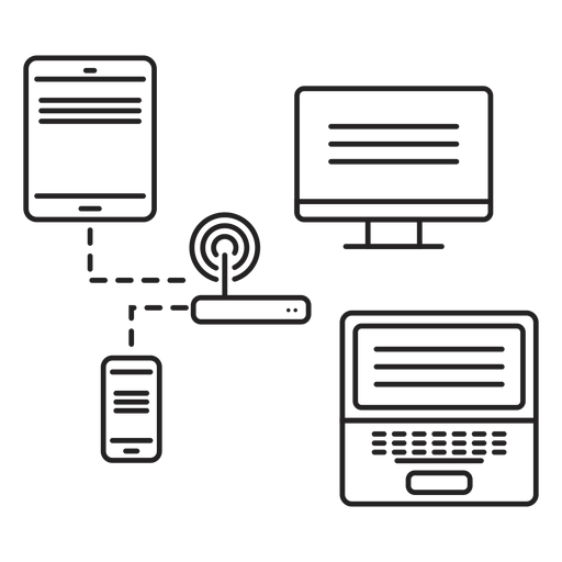 Network Connectivity Icon